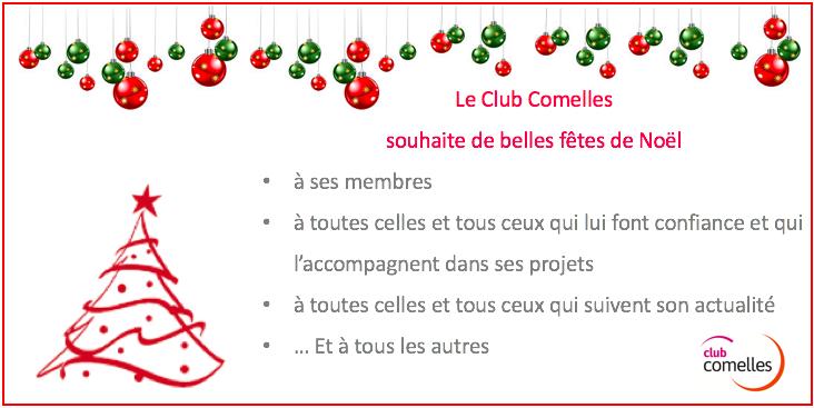 Les publicités de Noël préférées du Club Comelles