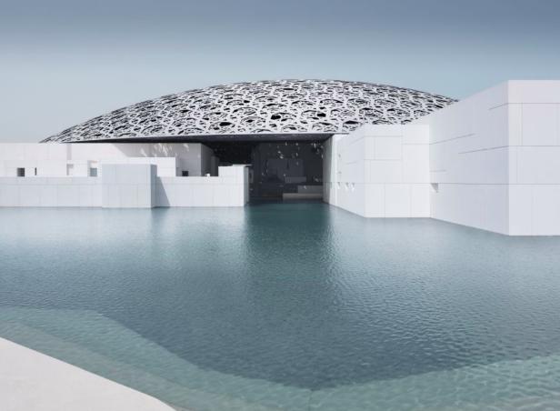 Anne-Laure Béatrix-Louvre Abu Dhabi