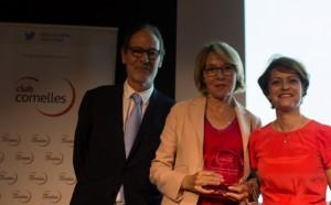 Françoise Derolez-Trophée 2018 de la communicante prospective
